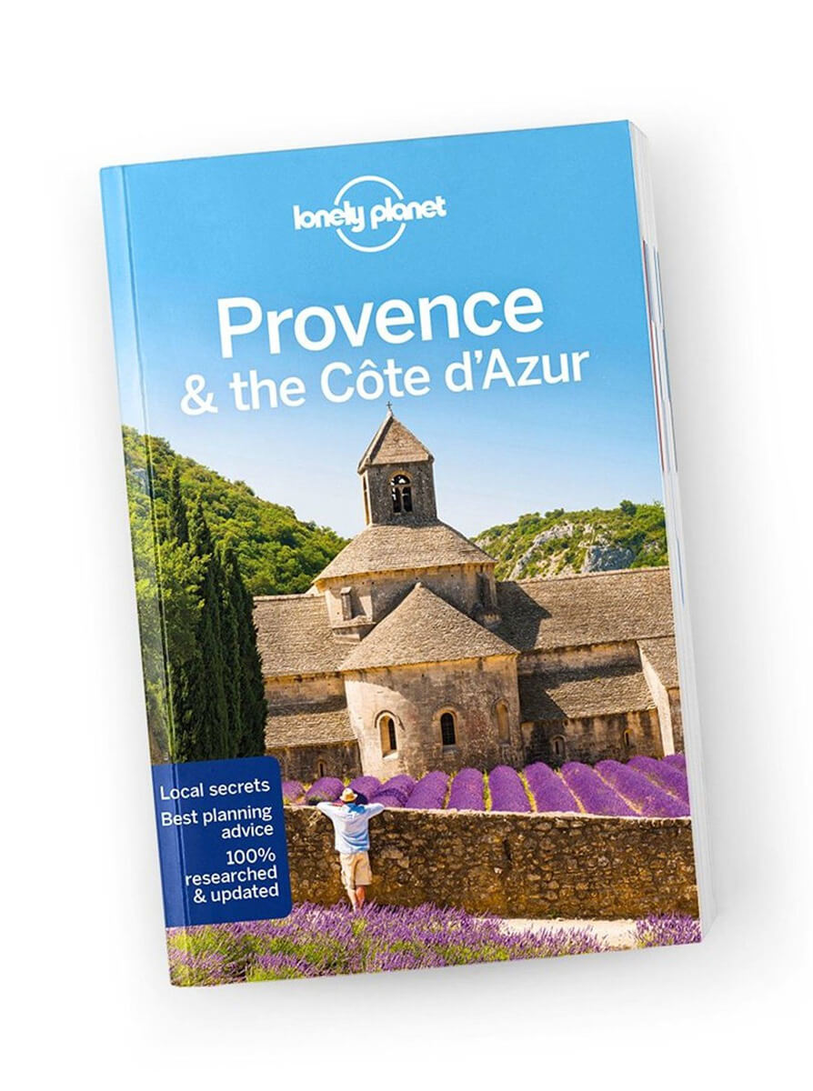 Lonely Planet - Provence & the Cote d'Azur