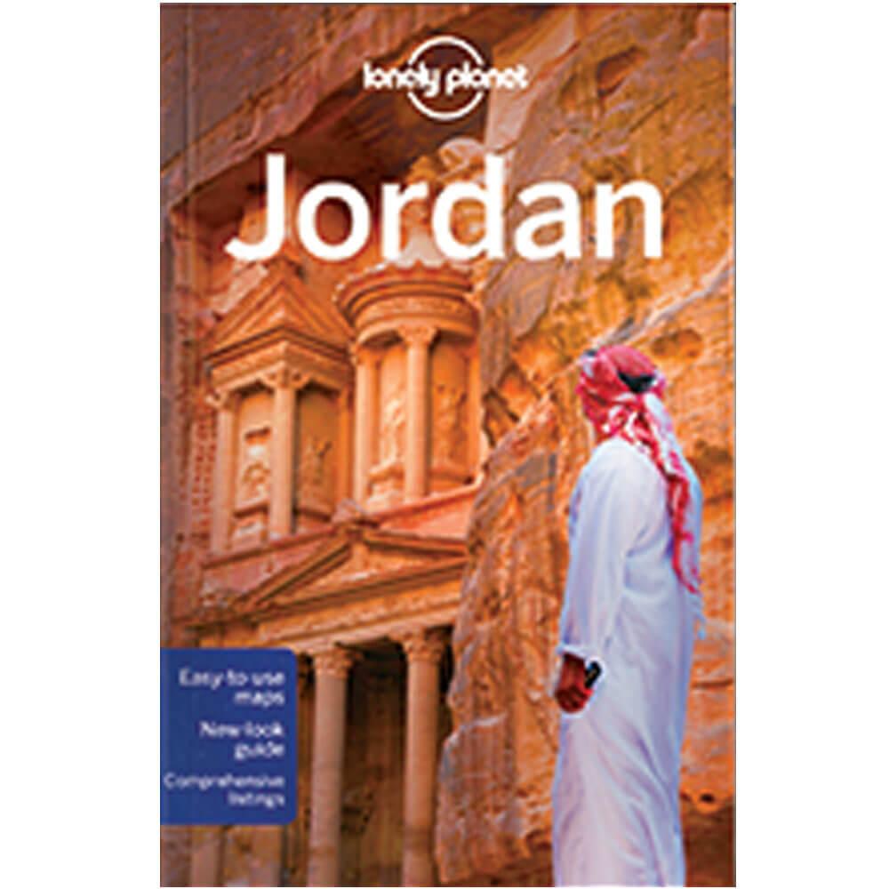 Lonely Planet - Jordan