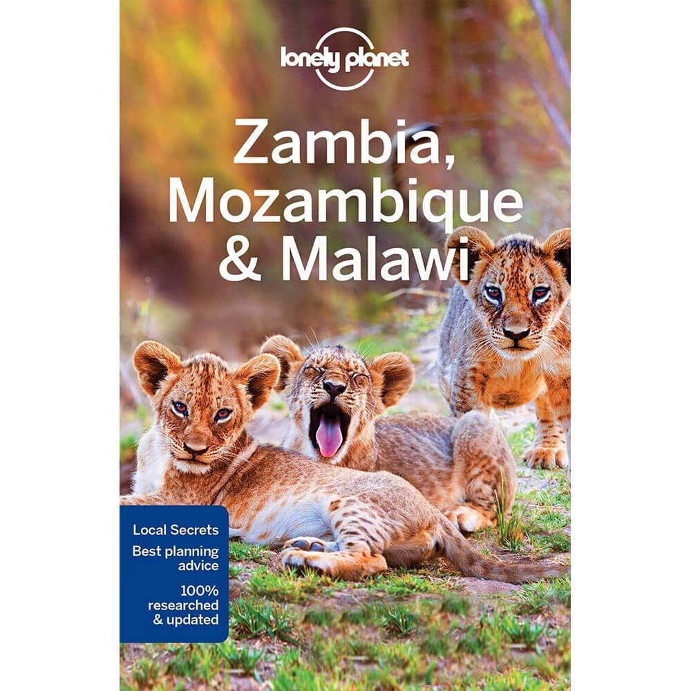 Lonely planet - Zambia, Mozambique & Malawi