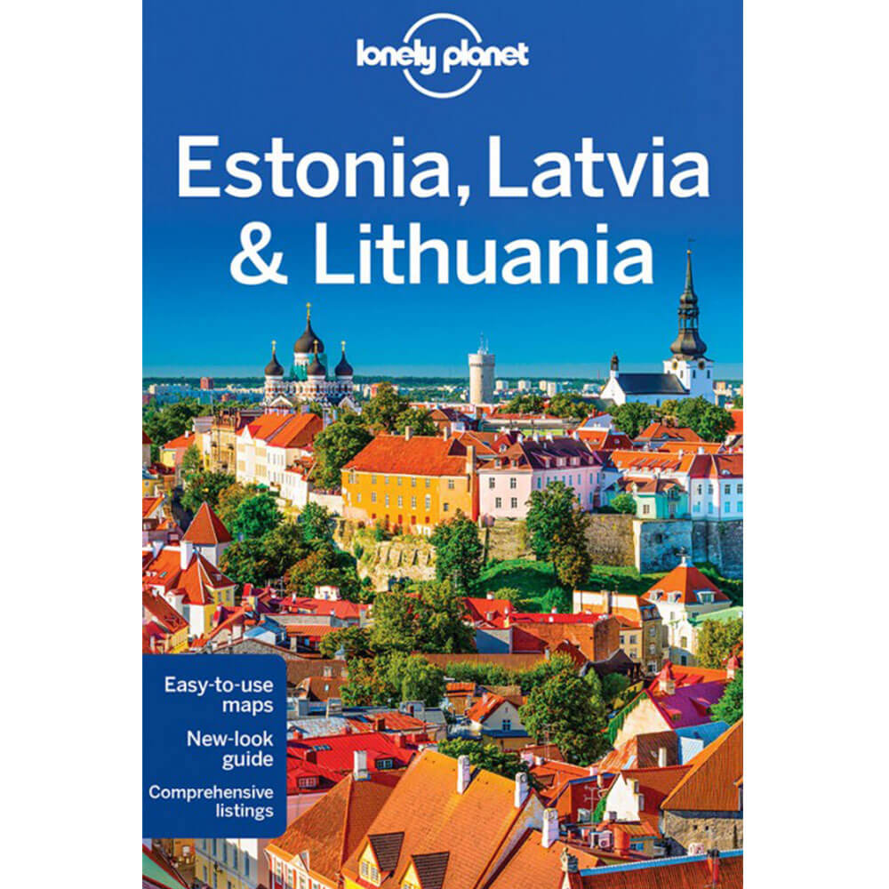 Lonely Planet - Estonia, Latvia & Lithuania