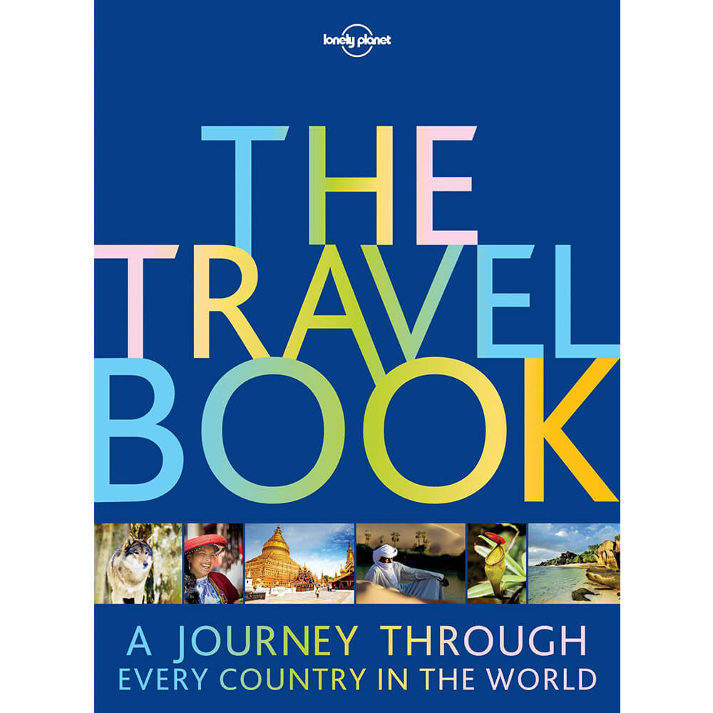 Lonely Planet - Travel Book