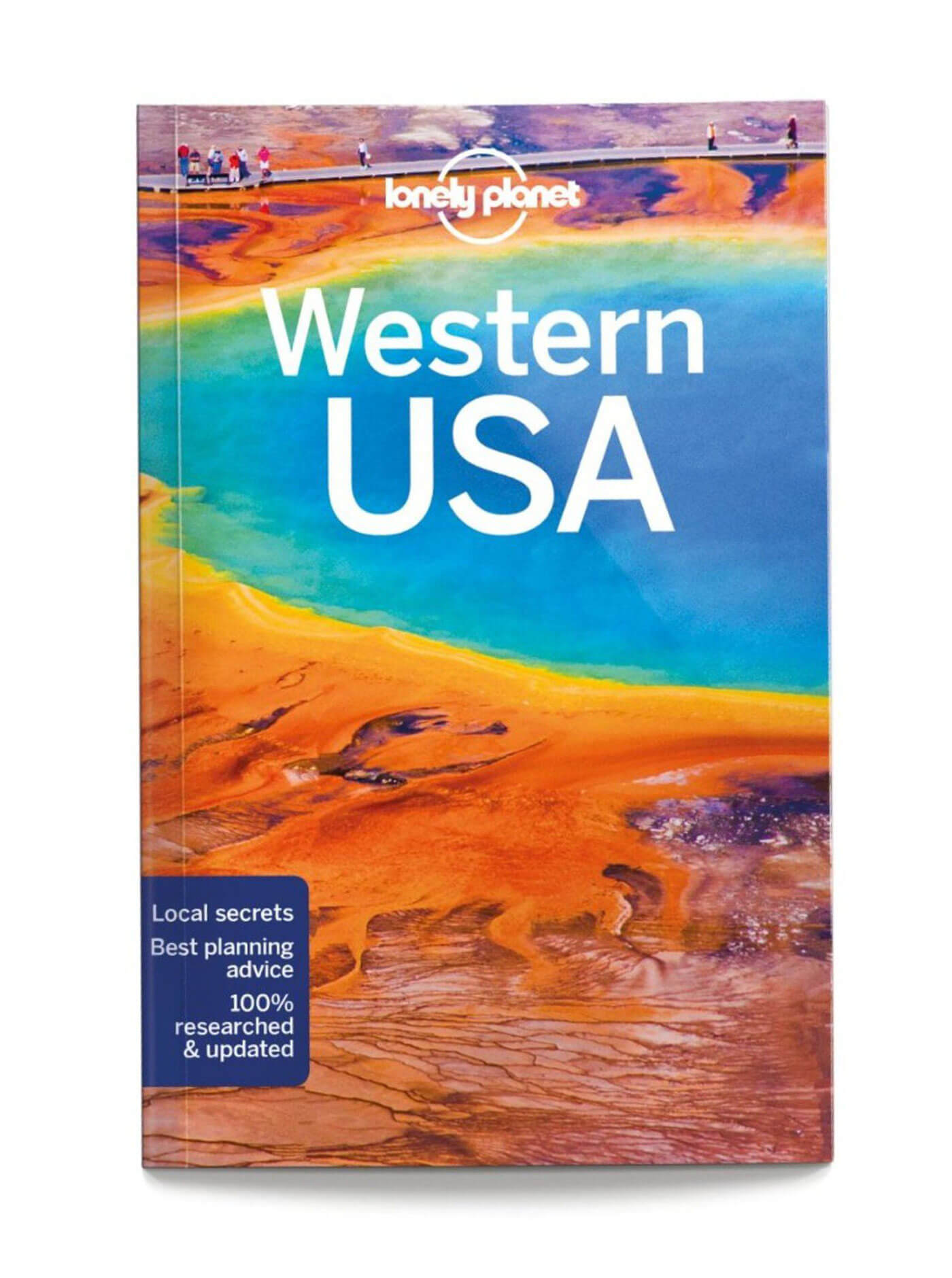Lonely Planet - Western USA
