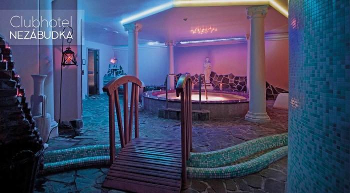 Fotka zľavy: Pobyt na nezabudnutie v Clubhoteli*** Nezábudka. Vyberte sa prežiť zopár dní v lone prírody so skvelým servisom v podobe polpenzie alebo all inclusive, neobmedzeným wellness a ďalšími službami.