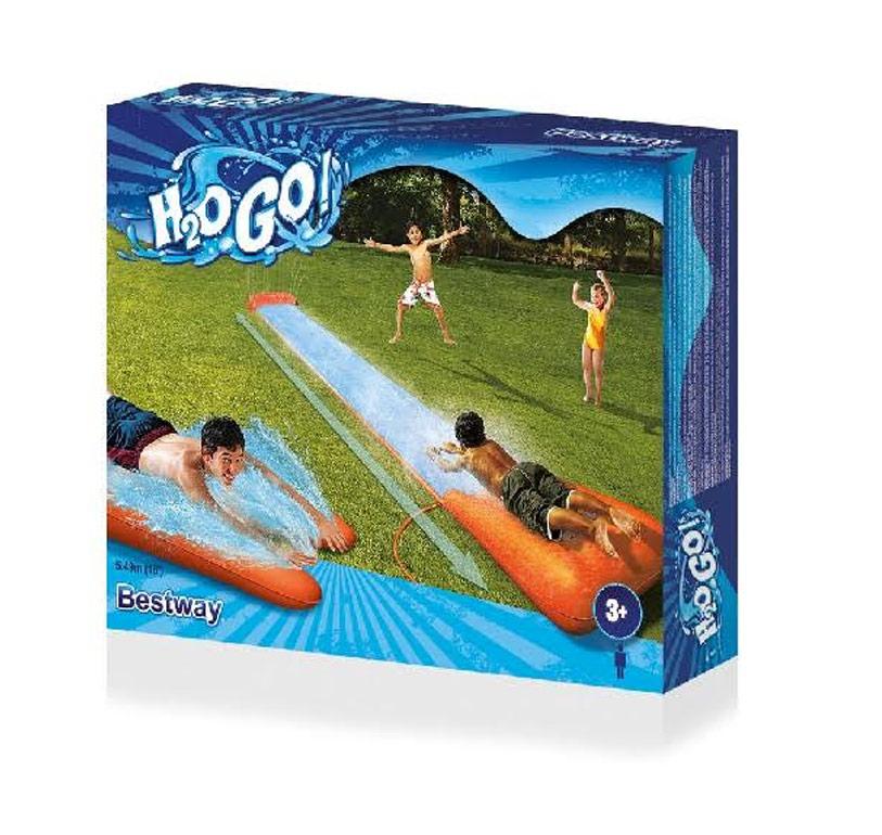 Vodná šmýkačka H20 Go!