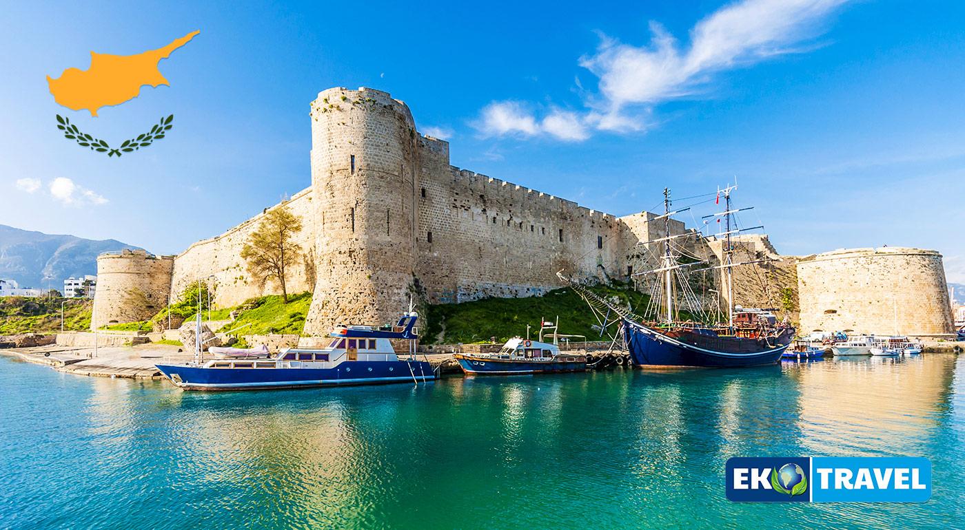 Severný Cyprus: skvelá rodinná dovolenka s polpenziou v 3* hoteli Crystal Rocks s odletom z Viedne