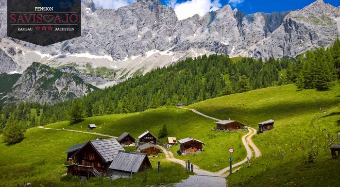 Fotka zľavy: Aktívna dovolenka v rakúskych Alpách. Užite si skvelé dni v útulnom českom penzióne Savisalo*** aj s raňajkami a zľavovou kartou Sommercard. Na výber pobyt na 4 až 8 dní.