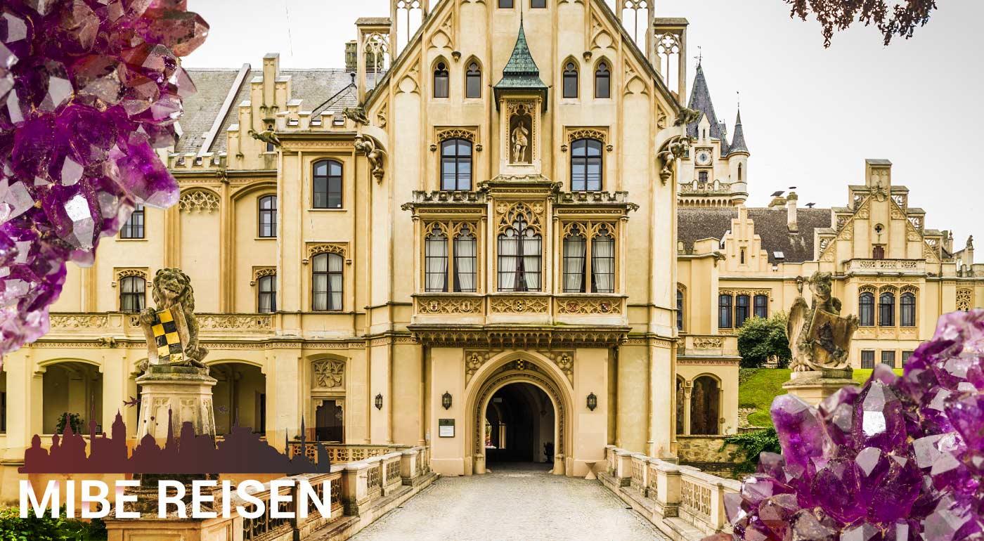 Svet ametystov, Zámok Grafenegg a raj vína na jednodňovom zájazde do Rakúska