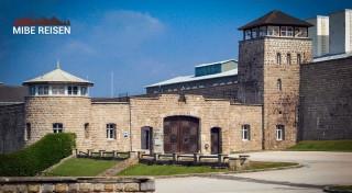 Zľava 30%: Koncentračný tábor Mauthausen a návšteva Linzu. Vydajte sa po stopách krutej histórie 2. svetovej vojny na jednodňovom zájazde do Rakúska.