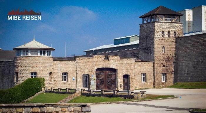 Fotka zľavy: Koncentračný tábor Mauthausen a návšteva Linzu. Vydajte sa po stopách krutej histórie 2. svetovej vojny na jednodňovom zájazde do Rakúska.