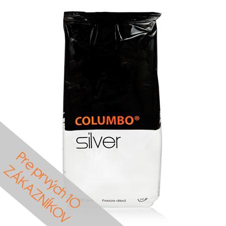 Instantná káva Columbo Silver 500 g - ŠPECIÁLNA CENA PRE PRVÝCH 10 ZÁKAZNÍKOV
