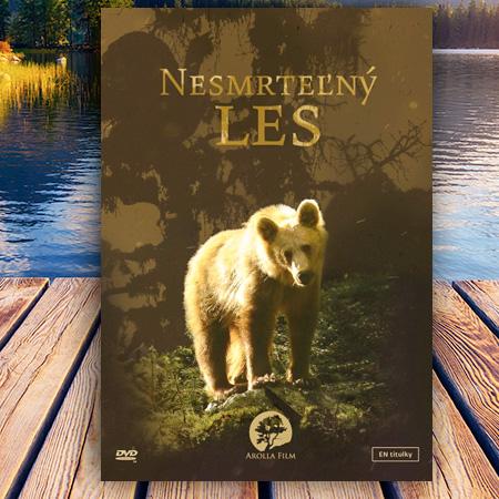 DVD Nesmrteľný les