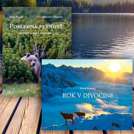 Kolekcia kníh: Posledná pevnosť, Rok v divočine