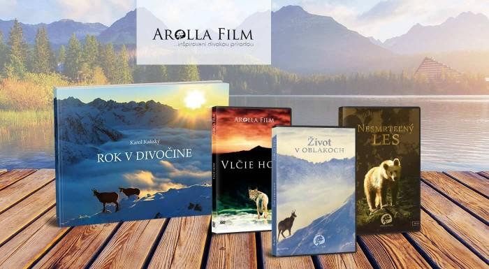 Filmy a knihy o divokej slovenskej prírode