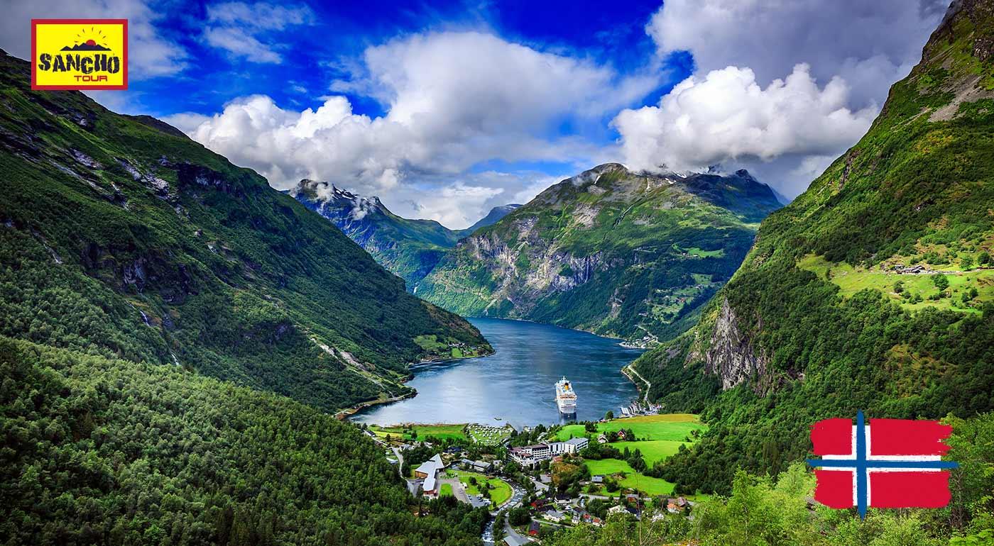 Fotka zľavy: Dobrodružná výprava do bájnej krajiny Vikingov - navštívte to najkrajšie z Nórska. Letecký zájazd s turistickým programom na fjordoch a výstupom na najvyššie vrcholy.