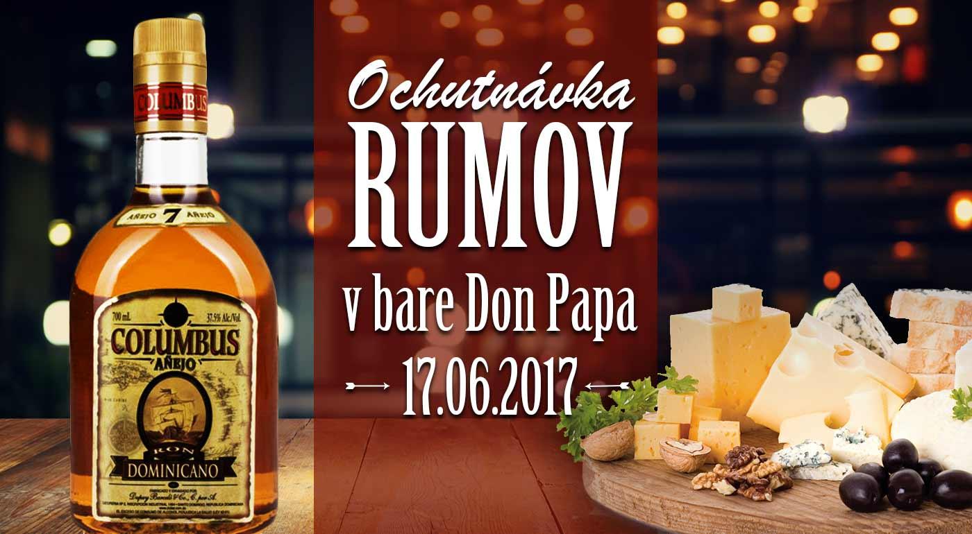 Fotka zľavy: Ochutnávka prémiových rumov v bare Don Papa  - objavte nové a nepoznané chute exotiky výberom 8 prémiových značiek