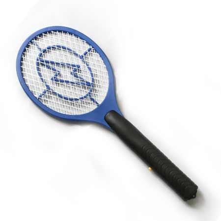 Elektrická mucholapka modrá - rozmer 17 x 44 cm