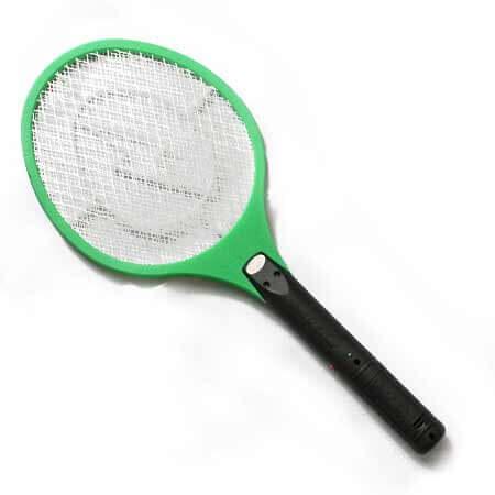Elektrická mucholapka zelená - rozmer 17 x 44 cm