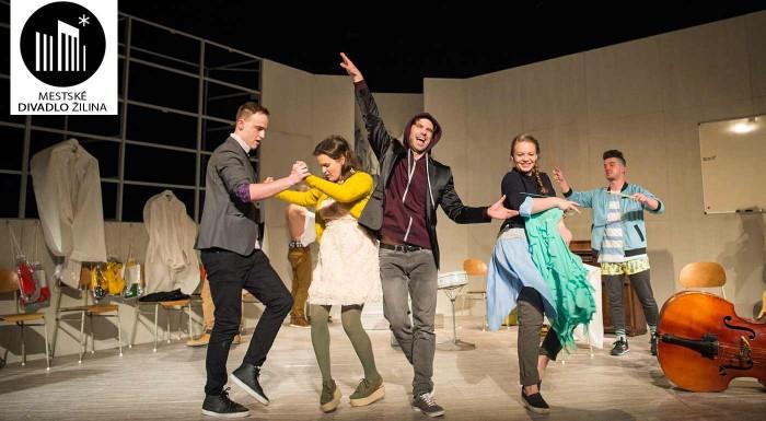 Fotka zľavy: Vstupenka do Mestského divadla Žilina