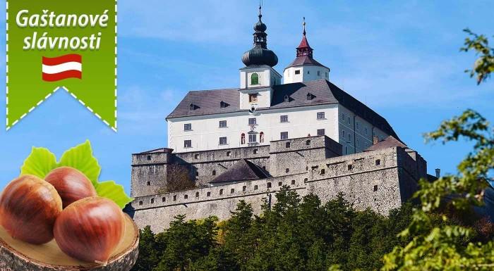 Fotka zľavy: Gaštanové slávnosti a prepychové zámky v Rakúsku