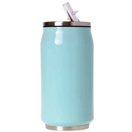 ODELO termohrnček colors retro modrý 0,35 l