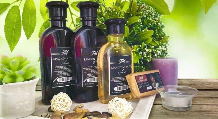 Fotka zľavy: Voňavé balíčky prémiovej hand-made kozmetiky Hallen Mollen. Urobte si wellness u vás doma s prípravkami vyrobenými na Slovensku.