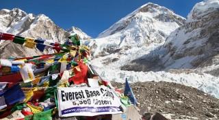 Zľava 7%: Himalájske dobrodružstvo vášho života. Turisticko-expedičný zájazd do základného tábora pod najvyššou horou sveta Mt. Everest.
