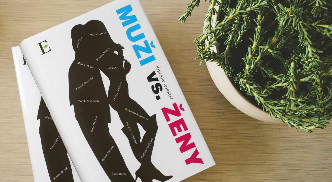 Fotka zľavy: Kniha Muži vs. Ženy - zbierka poviedok z mužsko-ženského sveta