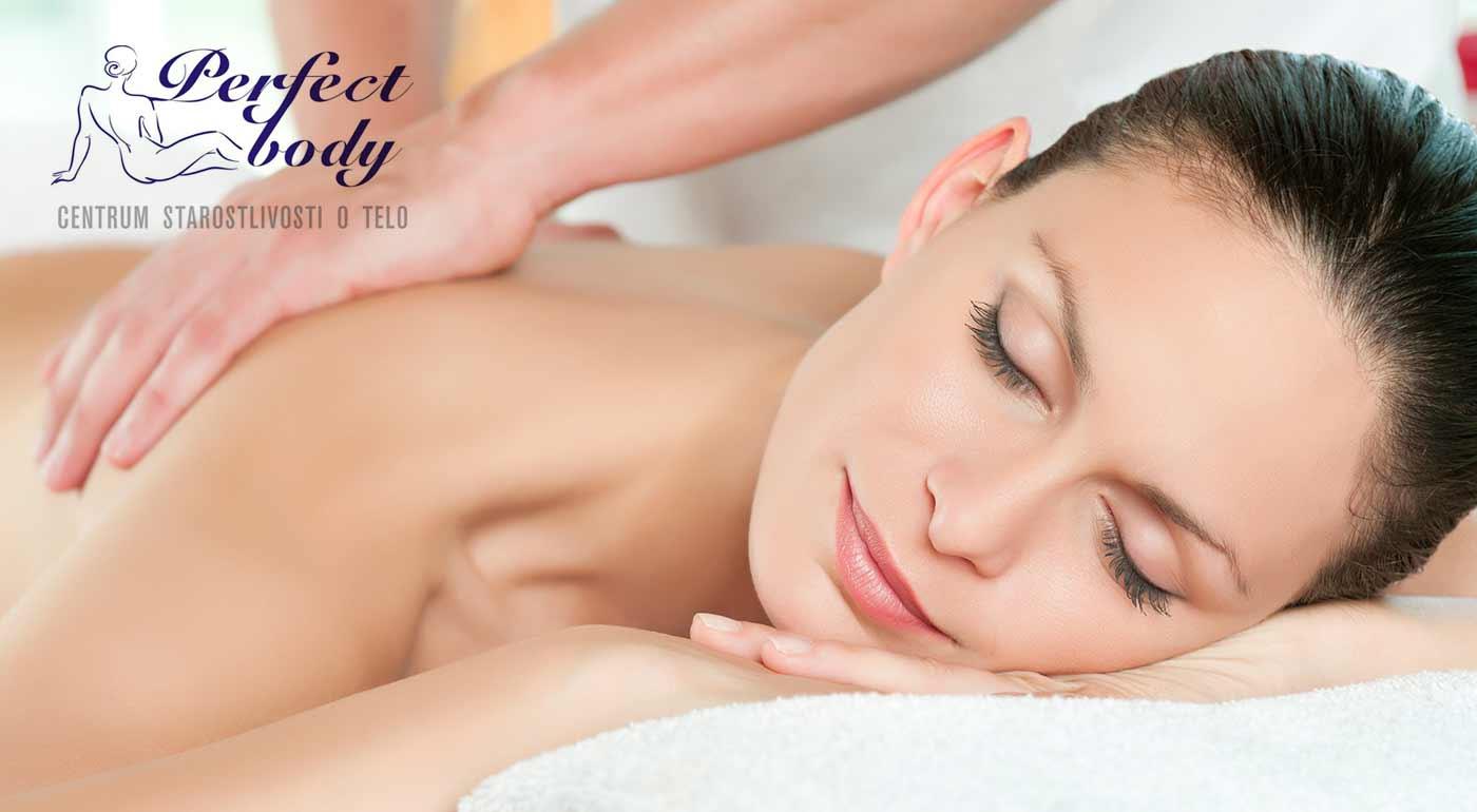 Špeciálna masáž: mäkké techniky v salóne Perfect Body