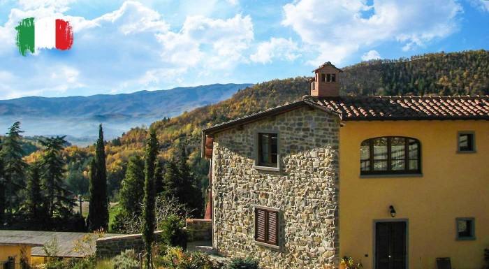 Fotka zľavy: Zamilujte sa do Toskánska a užite si luxusnú dovolenku v Hoteli Borgo I Tre Baroni **** s viac ako storočnou tradíciou. V cene aj raňajky, vstup do bazéna či zľava na večeru.