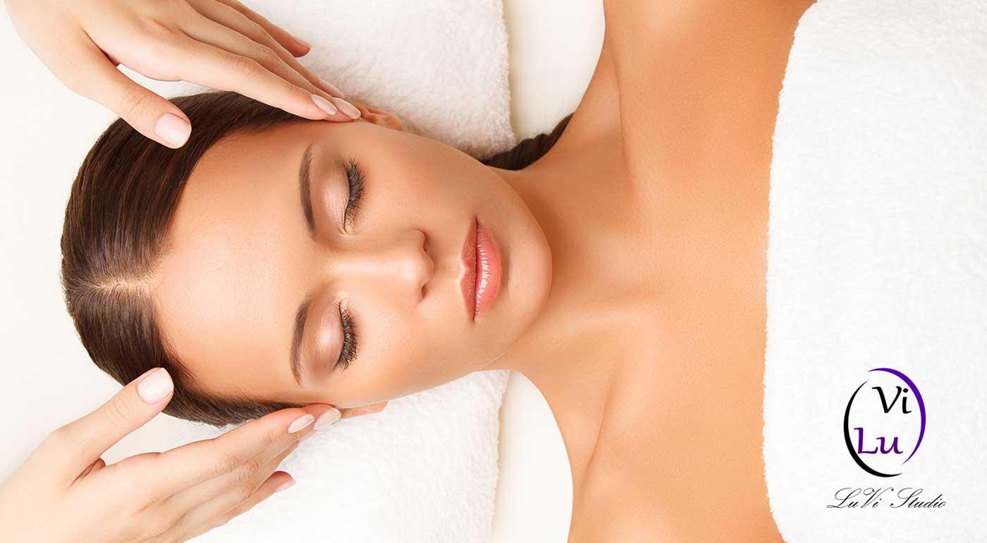Fotka zľavy: Luxusné anti age ošetrenie tváre a dekoltu vráti vašej pokožku mladosť a vitalitu. Doprajte si 80-minútovú starostlivosť v Luvi Studio v Bratislave.
