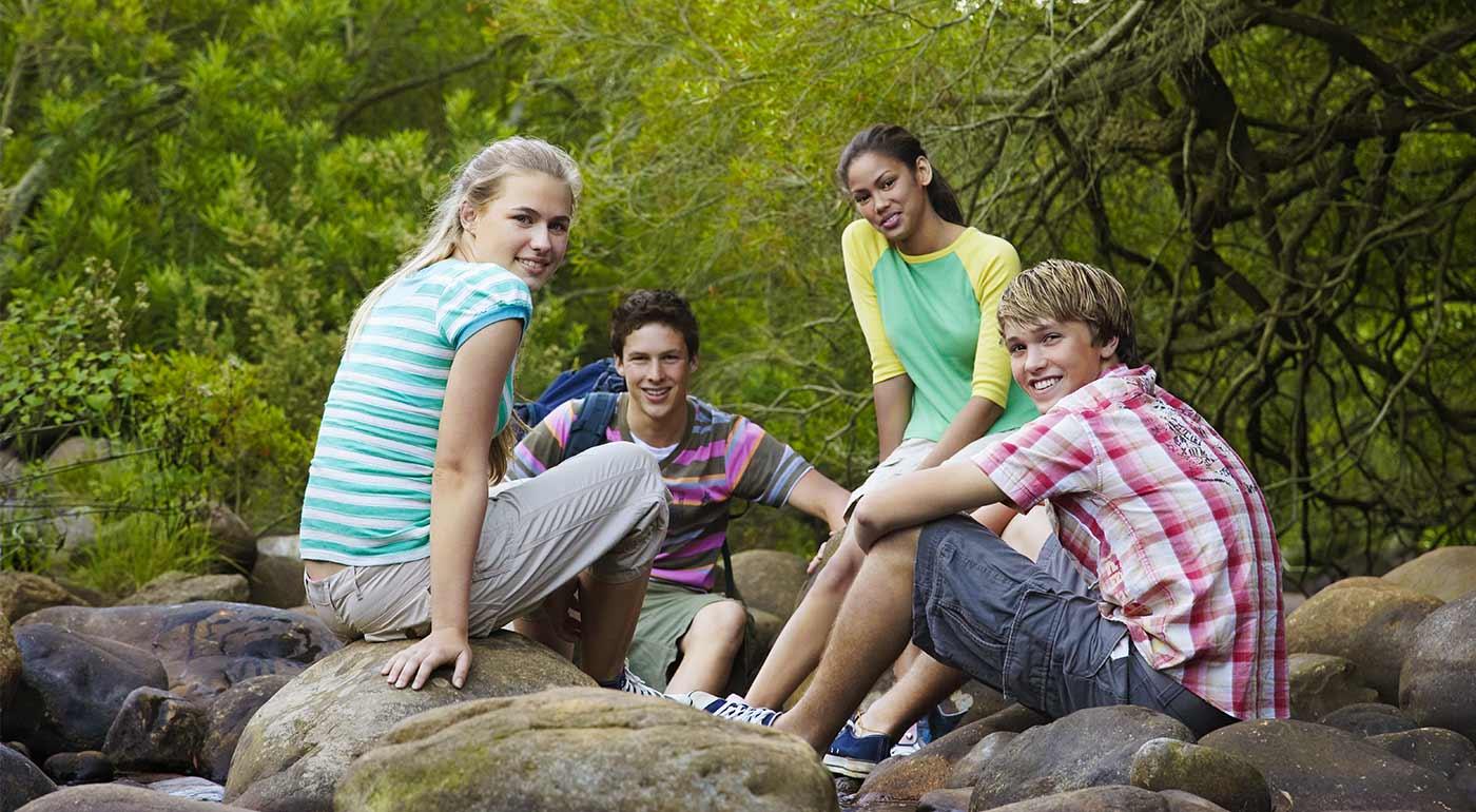 Letný 9-dňový detský tábor Slnovrat plný hier, výletov a skvelých vedúcich v chránenej krajinnej oblasti Biele Karpaty
