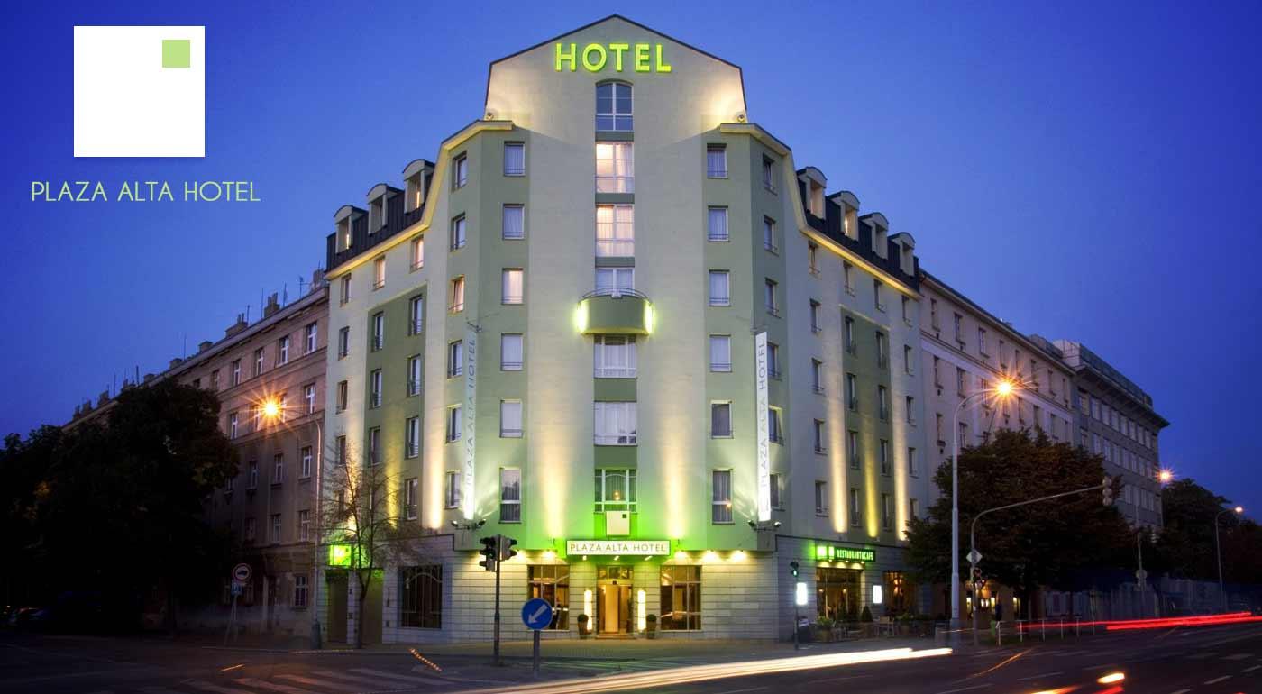 Praha: Pobyt v Hoteli Plaza Alta**** na 3 alebo 4 dni pre 2 osoby s raňajkami