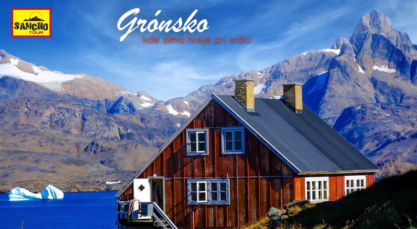 Zájazd do ozajstnej arktickej divočiny. Grónsko vás očarí neuveriteľným pokojom severskej prírody. Vyberte sa na 8-dňový letecký zájazd s CK Sancho Tour a zažite niečo naozaj jedinečné a úžasné!
