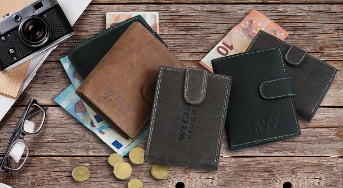 Fotka zľavy: Kvalitná pánska peňaženka z pravej kože bude svedčať vašim financiám. Vďaka elegantnému prevedeniu a praktickým rozmerom sa stane vašou vernou spoločníčkou.