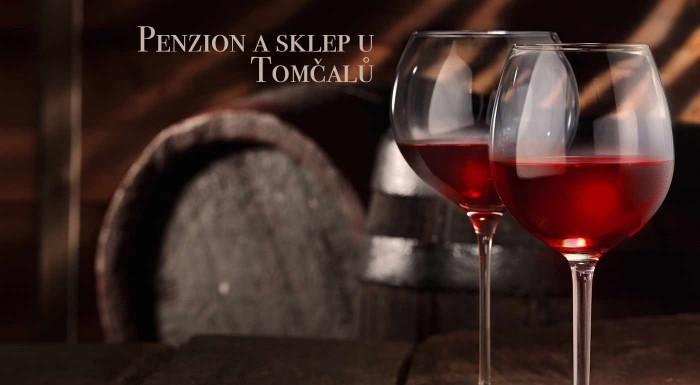 Fotka zľavy: Vychutnajte si dva v jednom - prekrásnu Moravu a vynikajúce víno. Urobte si výlet do Penziónu a sklepu u Tomčalů v dedinke Čejč so skvelými raňajkami, večerou a degustáciou vína!