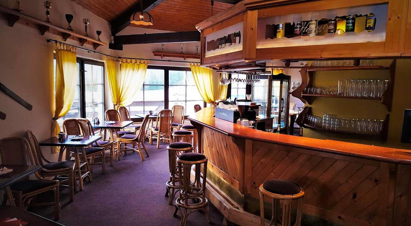 Obľúbené Krkonoše: Pobyt s polpenziou v Sport Hoteli Bellevue K-180***+ v Harrachove