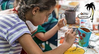 Zľava 30%: Letný 5-dňový denný tábor Farby leta pre všetkých malých umelcov od 7 do 14 rokov v centre Oáza výtvarného umenia v Bratislave. Modelovanie z hliny, maľovanie, výlety a omnoho viac!