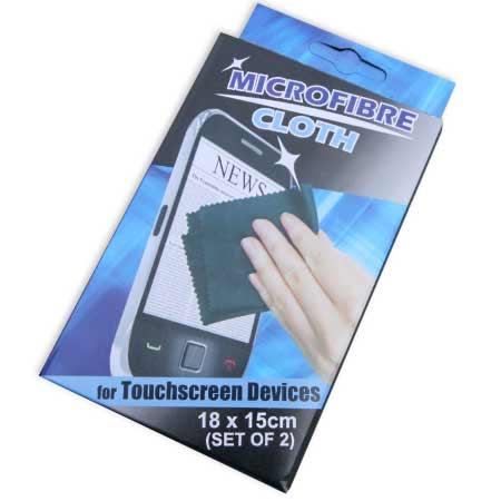 Utierka na dotykový displej - v balení 2 kusy