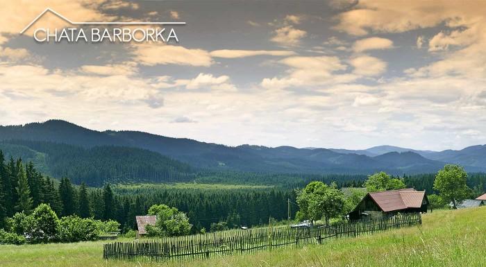 Fotka zľavy: Urobte si výlet na Valašsko a prežite zopár skvelých dní v turistickom raji na Morave. Chata Barborka vám poskytne super ubytovanie pre všetky vaše potulky prírodou.