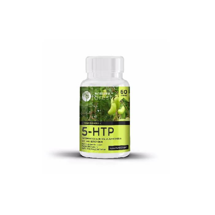 Patagonia Forest: Prírodný doplnok 5-HTP 100 mg (balenie 60 tabliet)
