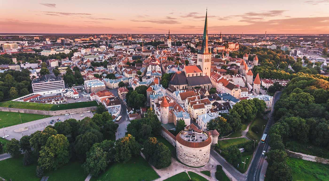 Pobaltie: Vilnius, Riga, Tallinn a Helsinki na 6-dňovom zájazde