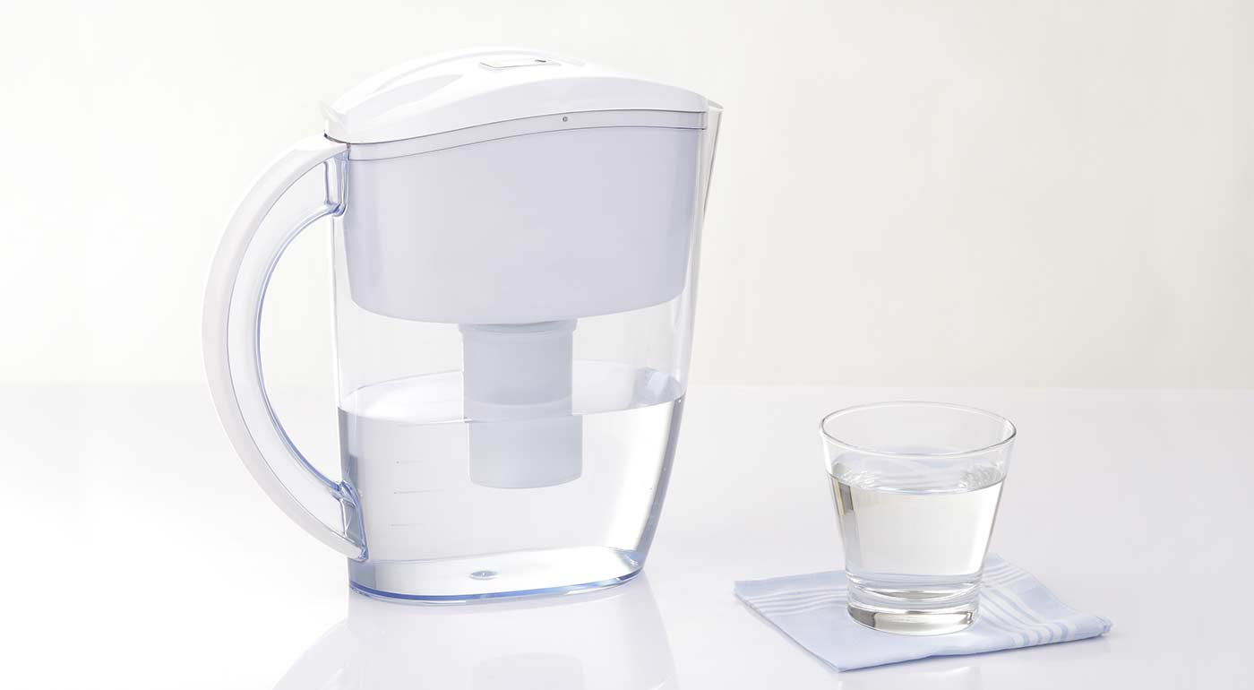 Fotka zľavy: Pomôžte si k lepšiemu zdraviu s alkalizujúcim filtračným džbánom na vodu len za 19,99€. Zbavuje vodu škodlivých látok, čím pomáha detoxikácii, zvyšuje imunitu a absorpciu výživných látok do organizmu!