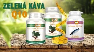 Zľava 70%: Zelená káva - váš pomocník v boji s nadmerným tukom a nadváhou v balení 60 tabliet. Okrem toho je silný prírodný antioxidant a podporuje zdravie vášho srdca!