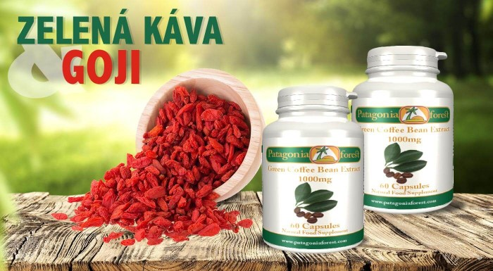 Zelená káva v tabletách pre štíhlu líniu