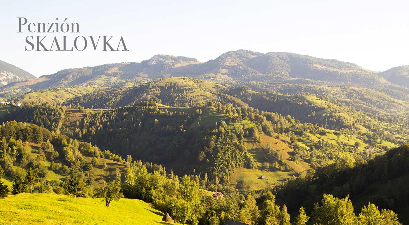 Pobyt pre dvoch v novozrekonštruovaných apartmánoch Penziónu Skalovka na Kysuciach - nádherná príroda na dosah!