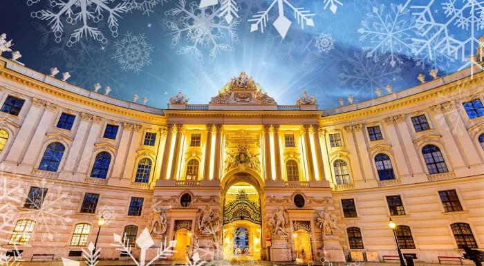 Fotka zľavy: Urobte si výlet na najkrajšie vianočné trhy v Európe - do Viedne. Ušetrite si nervy s parkovaním, nemíňajte za poplatky a neobmedzujte sa pri pití vareného vína či viedenského punču!