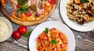 Zľava 32%: Príďte ochutnať poctivú domácu kuchyňu s troškou talianskeho temperamentu. Čaká vás famózna pizza, rizoto alebo cestoviny v reštaurácii La Famiglia v Ružomberku.