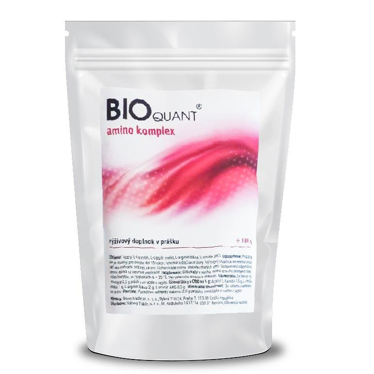 BIOquant amino komplex - balenie 100g v prášku