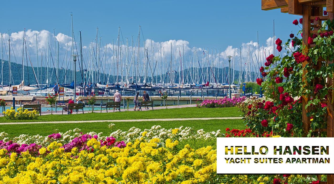 Maďarsko: Oddych na 4 dni v apartmáne Hello Hansen Yacht Suites priamo pri Balatone