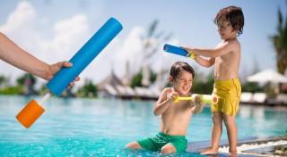 Zľava 33%: Vyskúšajte ako vyzerá letná zábava na plný plyn. Vyzbrojte vaše deti muníciou v podobe vodných diel.